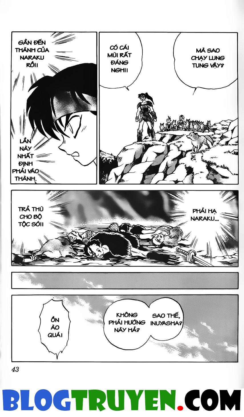 Inuyasha vol 21.3 trang 4