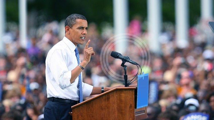 Presenta Como Obama: Aprende sus técnicas de persuasión (Udemy)