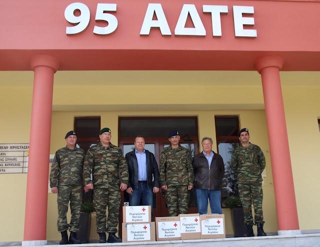 95 ΑΔΤΕ: Υγειονομικό υλικό-είδη ατομικής προστασίας από Περιφέρεια Ν. Αιγαίου