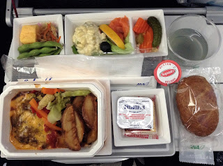 flight meal all nippon airways