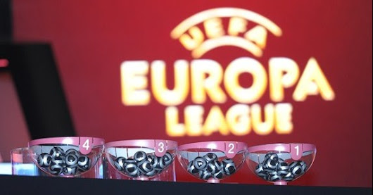 2018/2019 UEFA EUROPA LEAGUE GROUP STAGE DRAWS