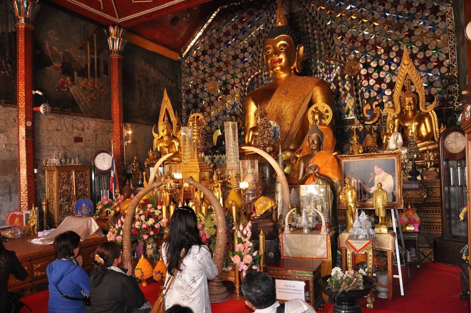 One Of The Most Important Influences On Thai Culture Has Been Buddhism Many Traditions And Beliefs People In Thailand Stem Directly From
