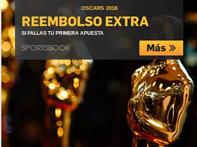 betfair reembolso 25 euros extra Oscar 2016 28 febrero