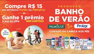 Promoção Palmolive Protex 2019
