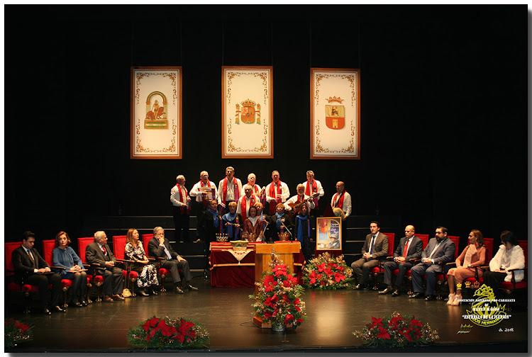 Coro de Campanillero de Ibarbur