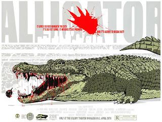 Poster de Alligator / La bestia bajo el asfalto (1980)