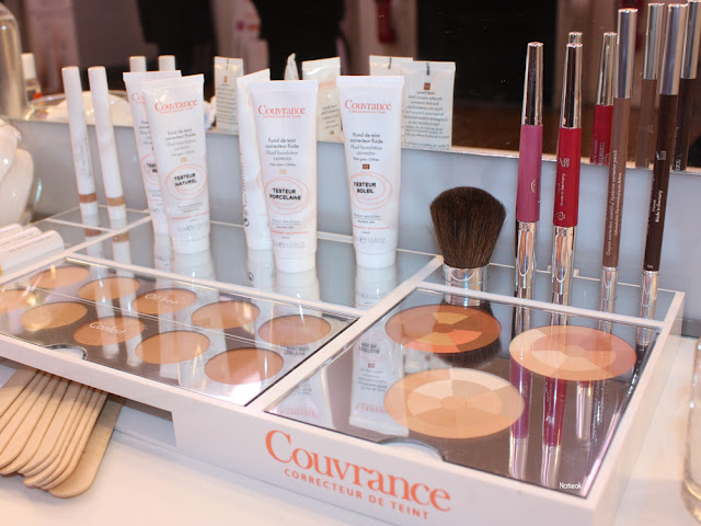 Couvrance, maquillage haute tolérance correcteur de teint