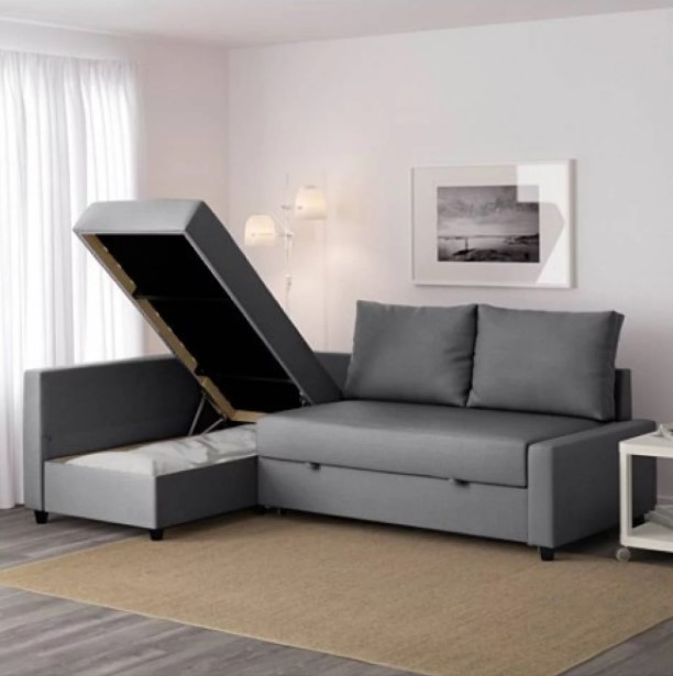 ikea schlafsofa aufklappen. Black Bedroom Furniture Sets. Home Design Ideas