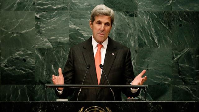 """""""La intervención de Kerry ante la ONU es un espectáculo que busca confundir a todo el mundo"""""""