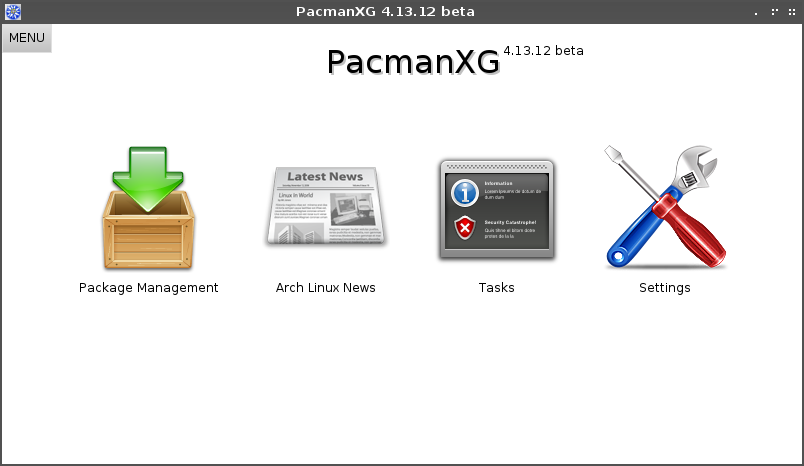 How to Install PacmanXG4 - Pacman & AUR GUI software manager on Archlinux