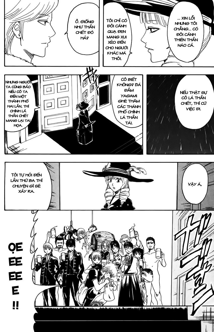 Gintama Chap 364 page 19 - Truyentranhaz.net