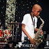 Photos: 2face Idibia's son, Nino, shows off his trumpet playing skills at a church' event