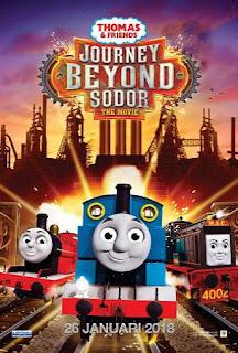 Film Thomas & Friends: Journey Beyond Sodor 2018
