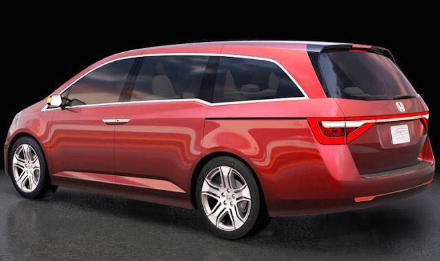 new, odyssey, honda, 2012, mpv, sedan, mewah