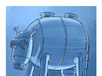 Ini Kartun Jitet Juara The First International Cartoon Festival on Safe & Optimal Consumption of Natural Gas