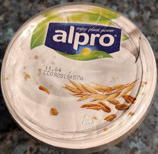 Alpro Soya yogurt with oats