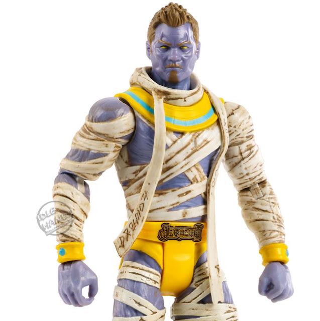 Mattel WWE Monsters Chris Jericho action figure