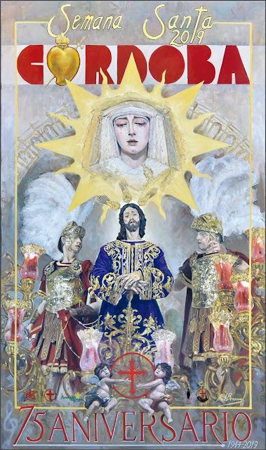 Cartel de la Semana Santa de Córdoba 2019