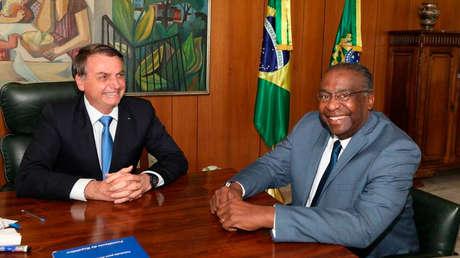 Ministro de Educación de #Brasil renuncia a su cargo