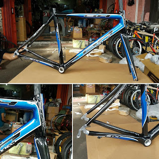 Frame Sepeda Balap Carbon Fork Carbon BH Connect