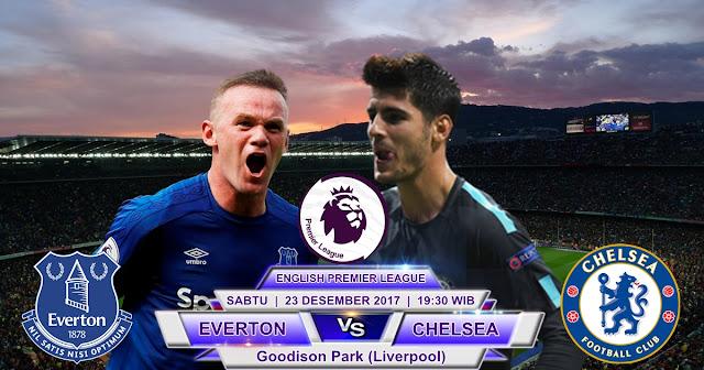 BOLA 365 - Prediksi Everton vs Chelsea 23 Desember 2017