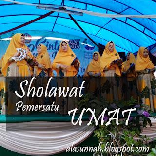 Bukti Islam Nusantara, Sholawatan Sebagai Pemersatu Umat