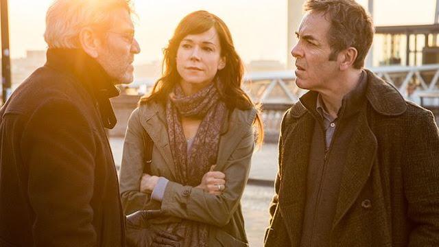 Protagonistas de  'The missing'
