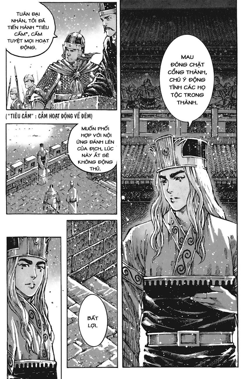 Hỏa phụng liêu nguyên Chương 428: Quyết sách chi vương  [Remake] trang 3