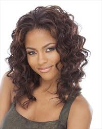 Loose wave hair weave hairstyles- Pictures of medium length loose wave  weave hairstyles 99253e742