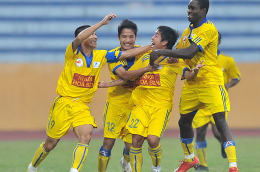 Megastar Nam Định vs Thể Công 17h00 ngày 21/6 www.nhandinhbongdaso.net