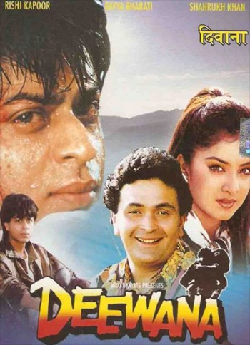Deewana 1992 Hindi Movie Download