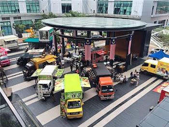 Lokasi Food Truck Sekitar Lembah Klang