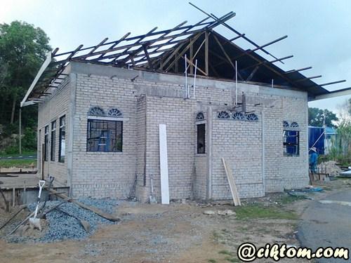 Derma Untuk Pembinaan Surau Al-Mustaqeim
