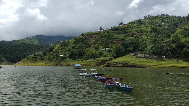 Indra Sarobar Lake