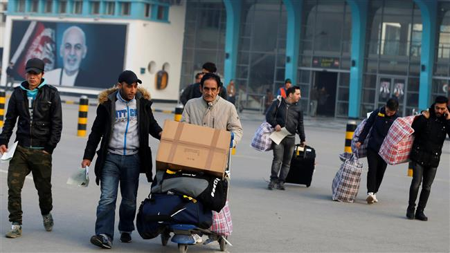 Germany 'rejects most Afghan asylum requests in 2017'