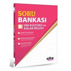 Şifre Yayınları 8.Sınıf Din Kültürü ve Ahlak Bilgisi Soru Bankası