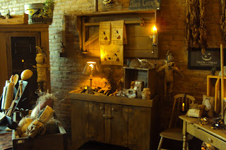 Holly Hills Primitives August 2012