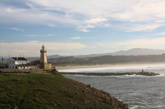 Faro de Avilés, Asturias