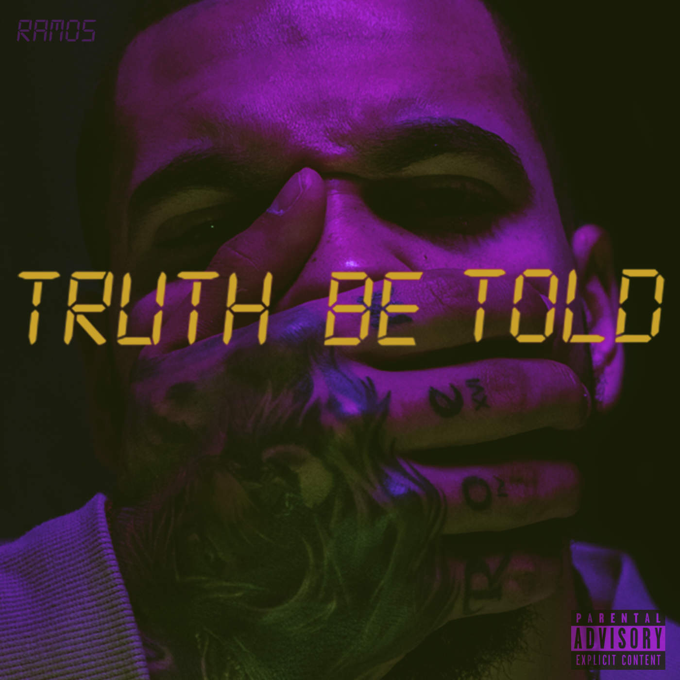 Ramos - Truth Be Told - Single Cover