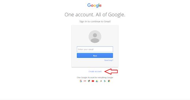 Cara Mudah dan cepat Membuat Akun Gmail Terbaru email google