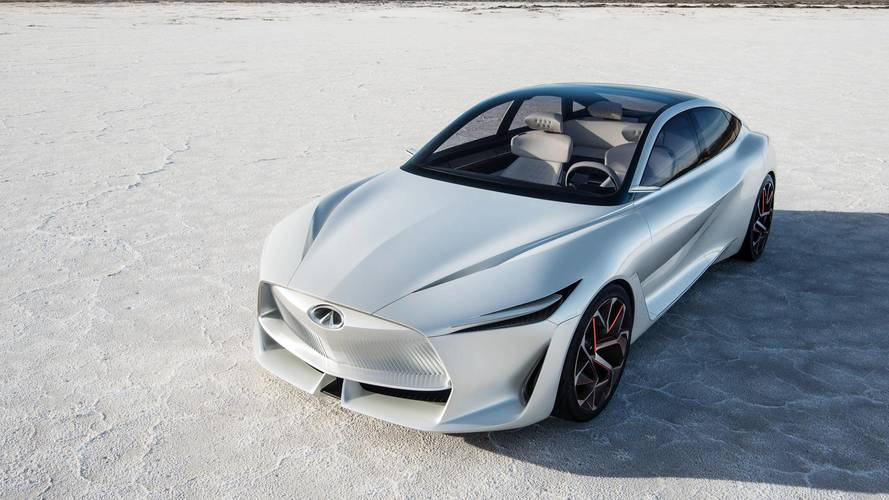 photo infiniti feature waiting automobiles features driver car infinity original and cars worth s inline for