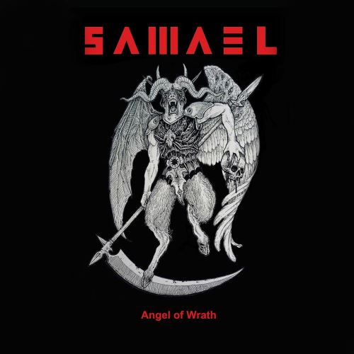 "SAMAEL: Lyric video του νέου single ""Angel Of Wrath"""
