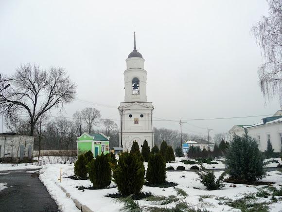 Самарский Свято-Николаевский монастырь. Колокольня