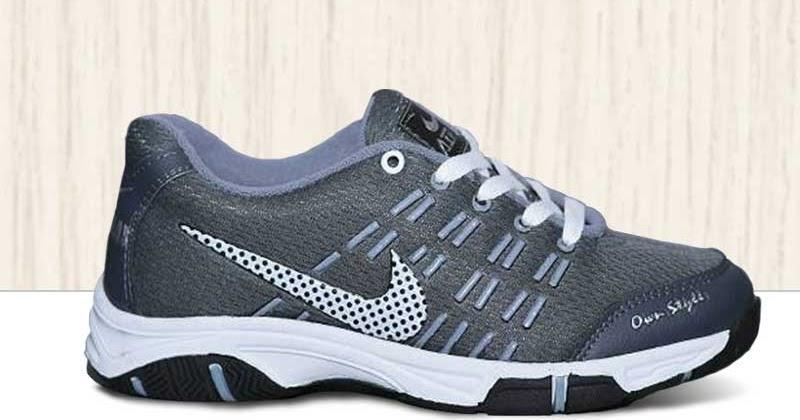 sports shoes cf777 50dd1 Sepatu Olahraga Nike Air Max Abu-Abu NAM-001  Omsepatu.com.