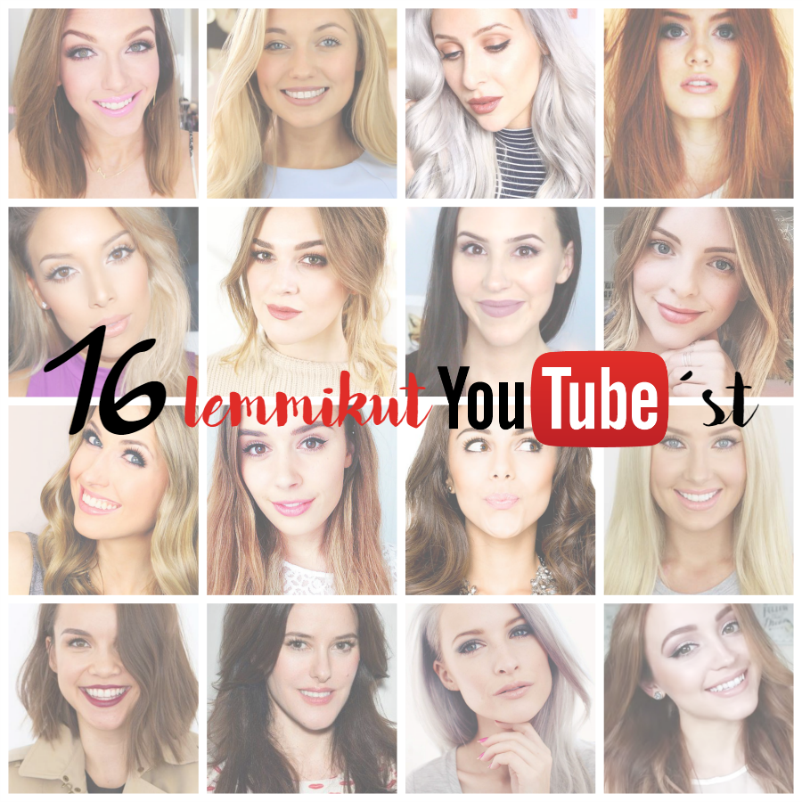 favorite youtubers