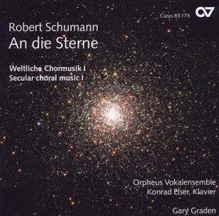Schumann, R.: Secular Choral Music, Vol. 1