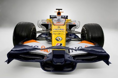 Reanault Formula 1 HD pictures