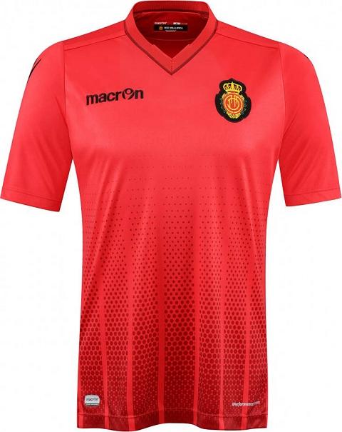 97eeb6cc7 Macron RCD Mallorca 2015 16 Football Jerseys