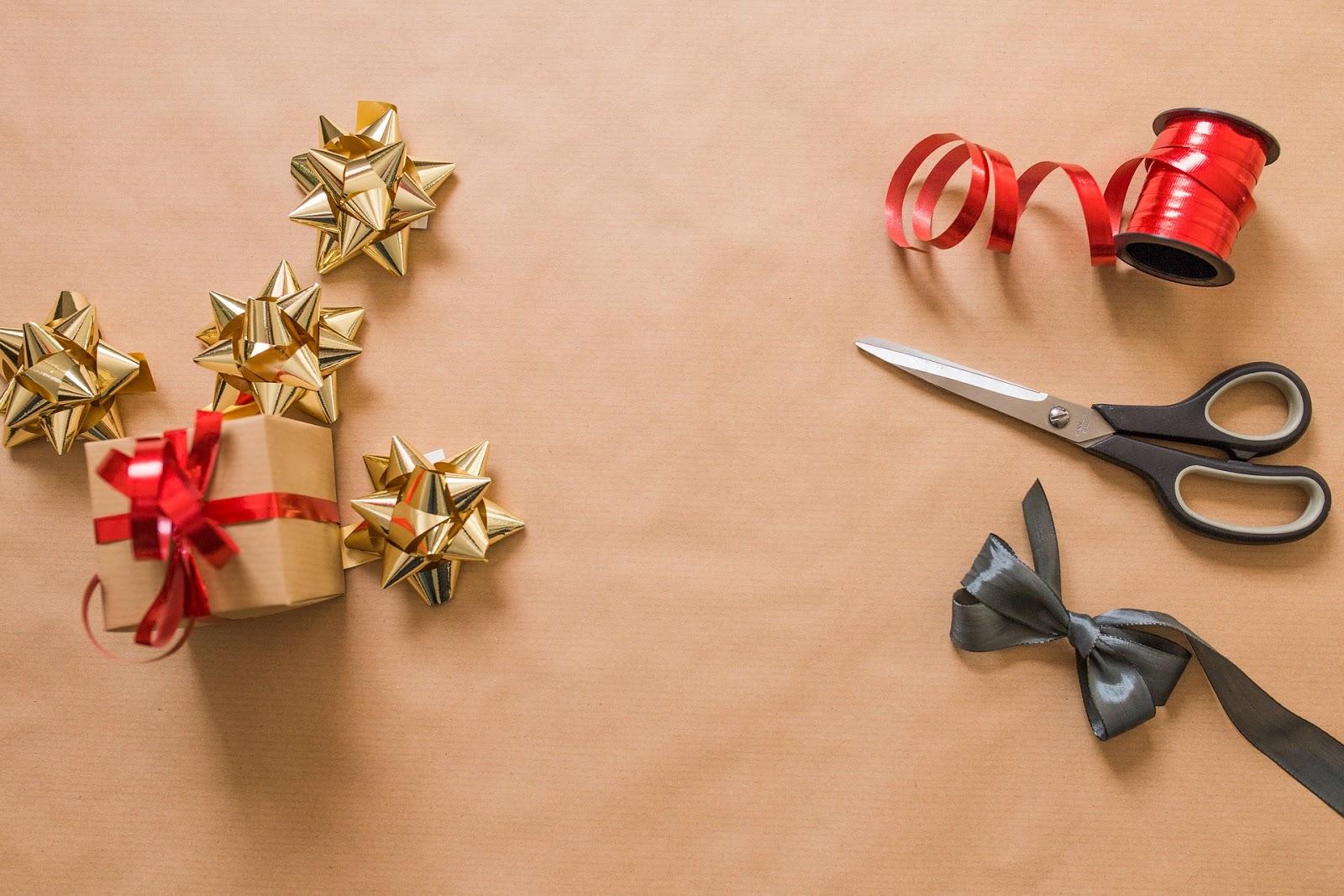 Presentes criativos de Natal