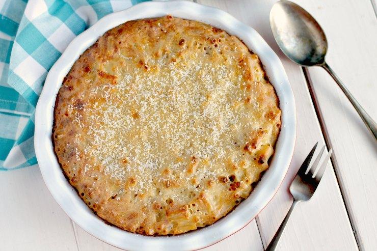 Cheeseboard Macaroni Bake